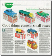 Good Things Come in Small Boxes